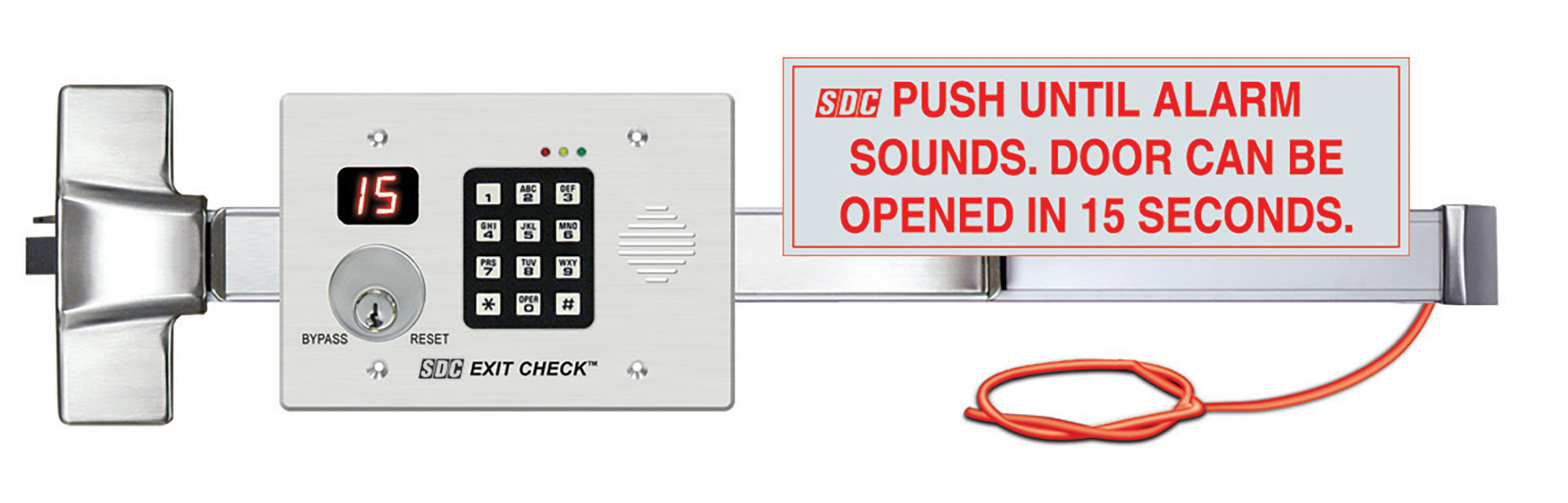 How To Select the Right Delayed Egress Lock Configuration For You  sc 1 st  Security Door Controls & How To Select the Right Delayed Egress Lock Configuration For You ...