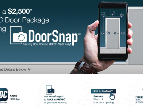 Win a $2,500 package using our SDC app!