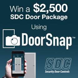 SDC Launches $2,500 Door Package Giveaway