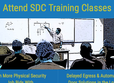 Clark Southwest Security Expo- Training Classes!