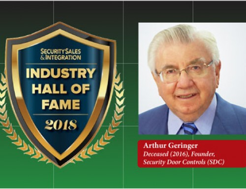SDC's Arthur Geringer Inducted into the SSI Industry Hall of Fame