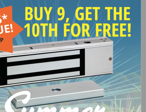 Summer Maglock Special! Buy 9, get 1 FREE!