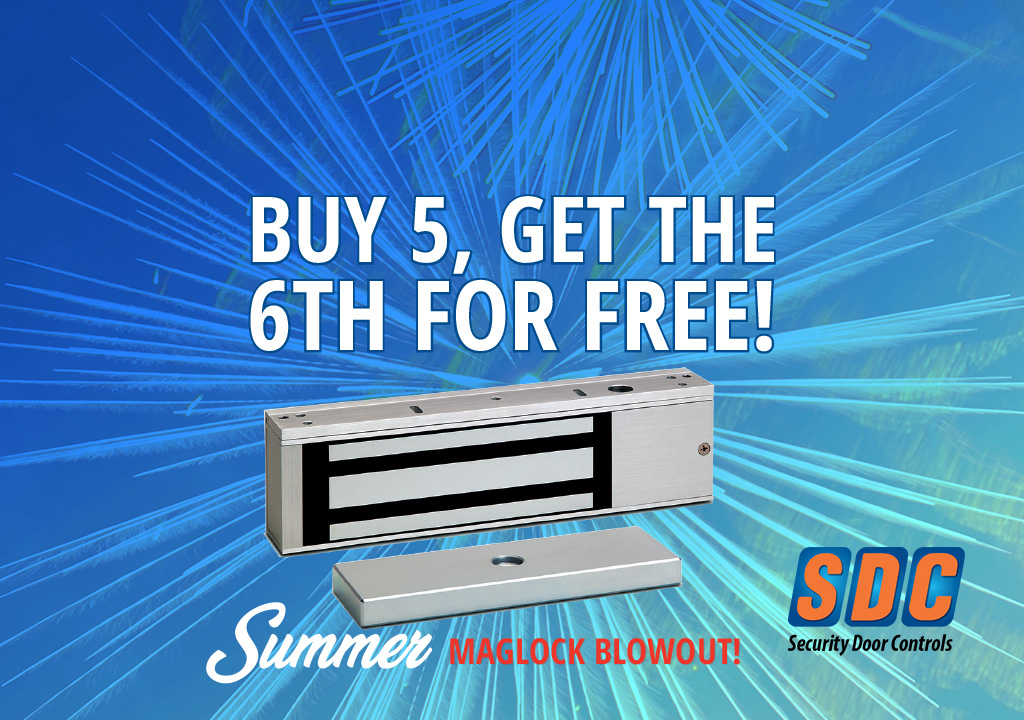 Summer Maglock Special! Buy 5, get the 6th FREE!